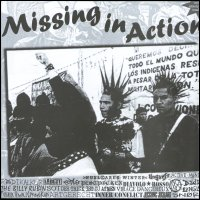 V/A Missing In Action, LP, August 2000